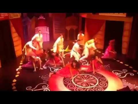 Senior Dance Ghungroo 2014