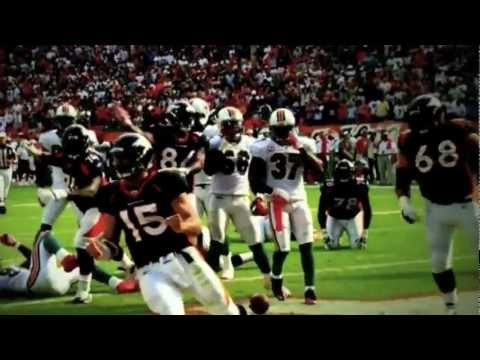 "Tim Tebow ""It's Tebow Time"" [HD]"