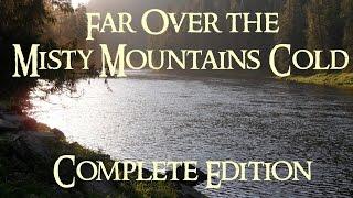 Download Lagu The Hobbit - Far Over the Misty Mountains Cold (Complete Edition Cover) - Clamavi De Profundis Gratis STAFABAND