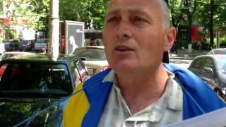 Protest și procese Falun dafa în fața instituțiilor de (in)justiție