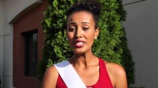 Meron - Miss Ethiopia 2014