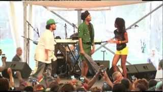 Jacky gosee live in Beirut (Ethiopian music)