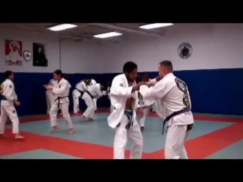 TRAINING at UNIVERSITY of JIU-JITSU (Advanced) Image 1