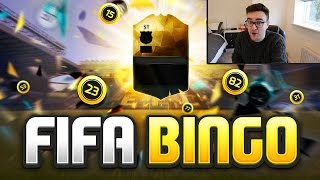FIFA BINGO!!! OMFG MY PACK LUCK IS AMAZING!!! My Best Fifa Bingo Ever!!!