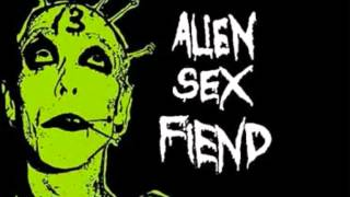 Watch Alien Sex Fiend I Walk The Line video