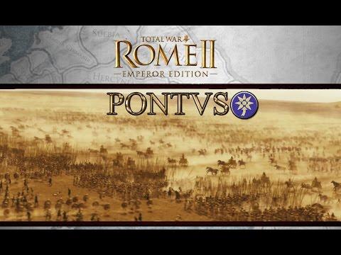 Total War: Rome 2 Factions: Pontus