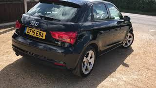 2015 AUDI A1 1.0 SPORTBACK TFSI SPORT  FOR SALE | CAR REVIEW VLOG