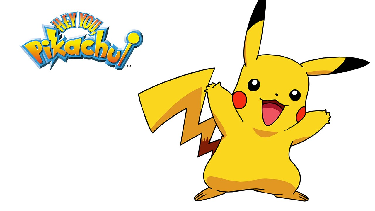 how to play hey you pikachu