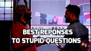 Stupid Questions 1 | Funny comedy vine | Harshdeep Ahuja V29