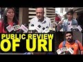 URI Movie PUBLIC REVIEW Vicky Kaushal Yami Gautam Kirti Kulhari Paresh Rawal mp3