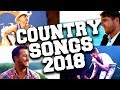 Best Country Songs that You Hear Every Day on the Radio 2018