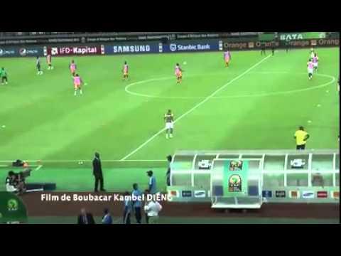 Football africain: André Ayew et sa poudre magique !