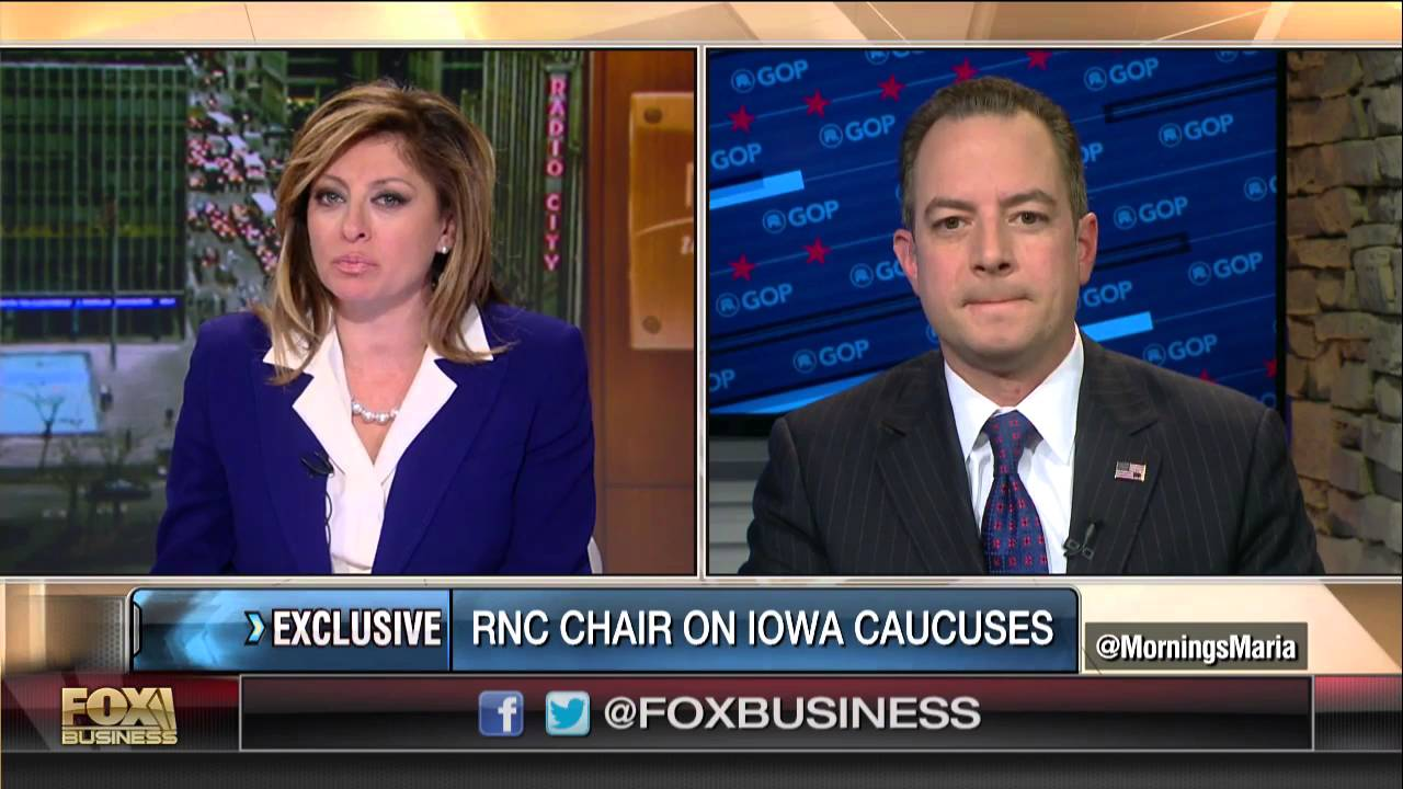 RNC Chair: Satisfied with where we're at in the process