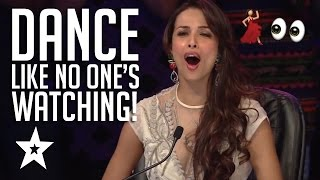 Download Top 5 Dance Auditions On India's Got Talent | Got Talent Global 3Gp Mp4