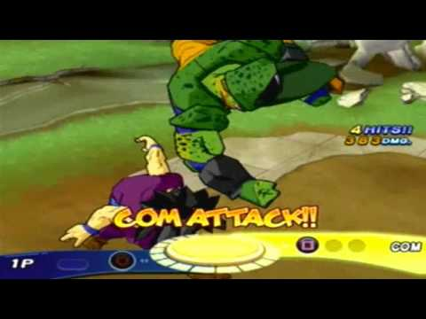 Dragon Ball Z Budokai 3 - Teen Gohan Vs. Cell video