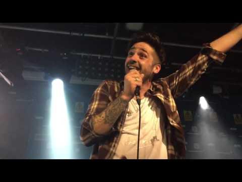 Ben Haenow ~ Something I Need ~ Manchester ~ 18/3/17