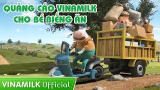 Tổng hợp Quảng cáo Vinamilk mới nhất cho bé biếng ăn