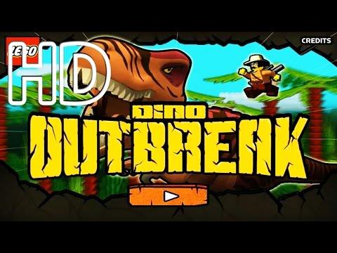 Lego Dino Outbreak Full HD - YouTube