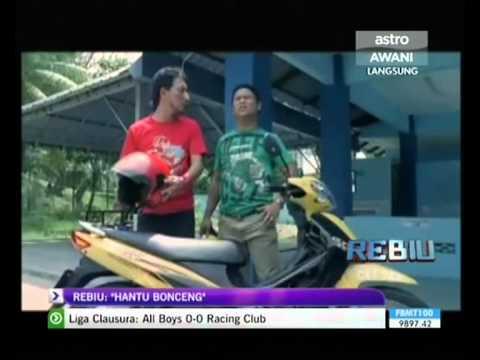 Rebiu Hantu Bonceng video