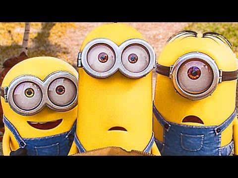 MINIONS Trailer 3 German Deutsch (2015)