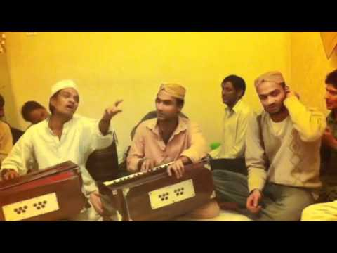 Ali Muhammad Taji Live Qawali video