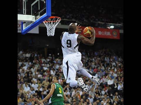 Dwyane Wade Olympic Highlights 2008
