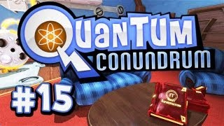 Quantum Conundrum #15 - Let's Play Quantum Conundrum Gameplay German / Deutsch