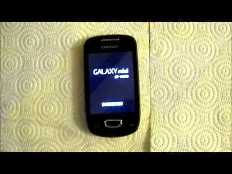 Samsung Galaxy Mini GT-S5570 Unlock with GSMLiberty.net Service