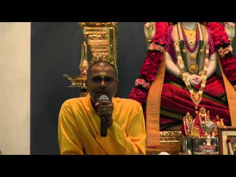 Br. Girish Chaitanya - Chief Guest Address to Bala Vihar Class of 2013 - June 16, 2013