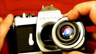Introduction to the Pentax Spotmatic SP and SP 1000, Video 2 of 2