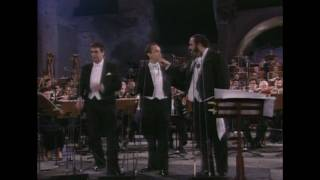 The Three Tenors Nessun Dorma