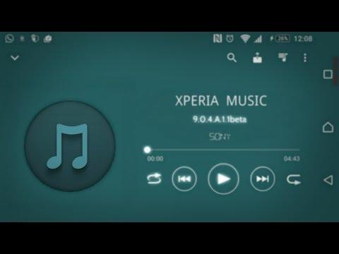 Скачать Плеер Walkman Для Андроид Sony Experia
