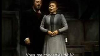 Puccini La Boheme 34 O Soave Fanciulla 34 Duo Acte I