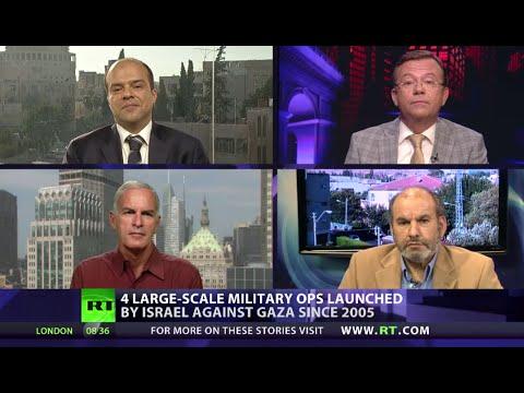 CrossTalk: Gaza's Resistance (ft. Norman Finkelstein)