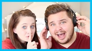 HUSBAND & WIFE WHISPER CHALLENGE!