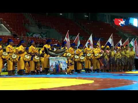 2012 Junior Worlds - Thailand Opening Cermony