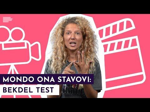 Mondo ona stavovi: Bekdel test - kako su zene zaista predstavljene na filmu