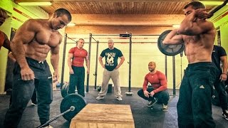 Calisthenics VS Powerbuilding - STRENGTH WARS 2k15 #5