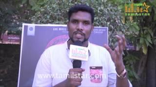 Subesh Chandran At Kalam Movie Trailer Launch
