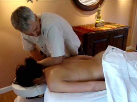 Deep Tissue Massage With Robert Byrnes   Part Ii