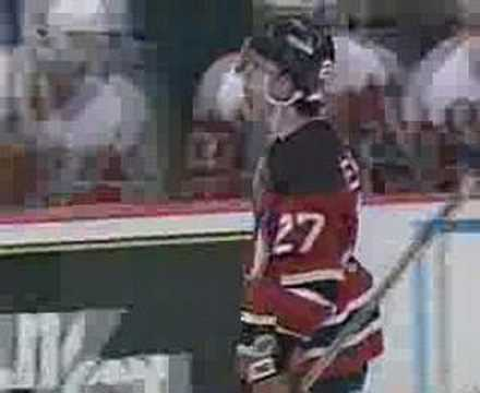 1995 Stanley Cup Finals Game 2 Scott Niedermayer Goal Video