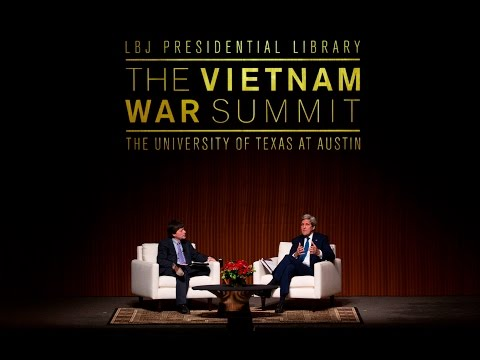 The Vietnam War Summit: Secretary of State John Kerry [Day 2]