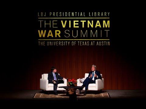 The Vietnam War Summit: Secretary of State John Kerry [Day 2]