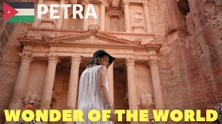 The Best Way to Explore Petra | What to Know | One of 7 New Wonders of the World