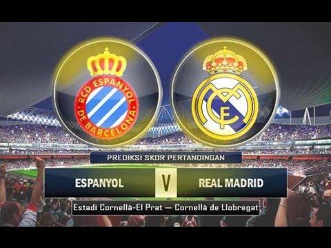 Pronóstico Espanyol vs Real Madrid