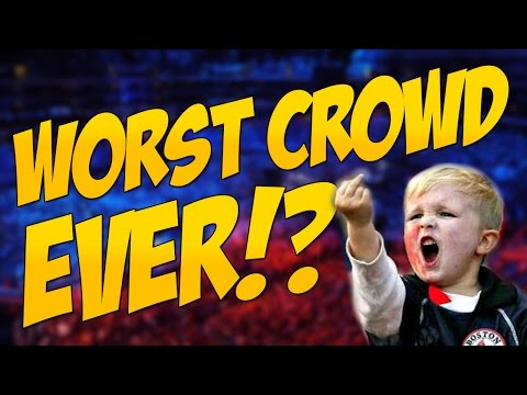FUNNY/FAIL MOMENTS WORLDS - QUARTER FINALS | THE WORST CROWD EVER!? | League of Legends 2016