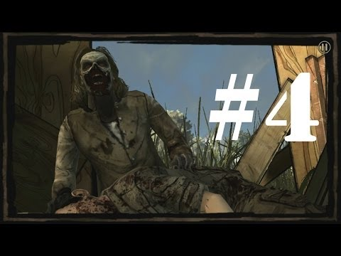 The Walking Dead: Season One Android GamePlay Part 4 Walkthrough