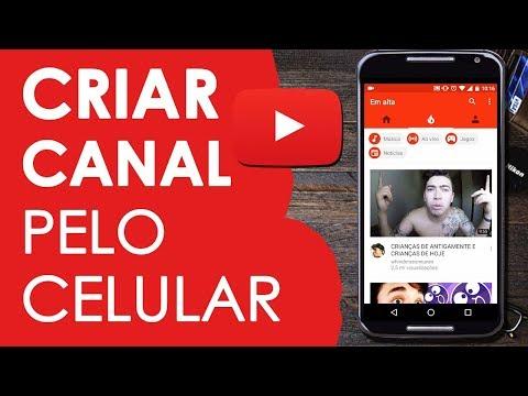 Como Criar um Canal no YouTube Pelo Celular - TutorialTec thumbnail