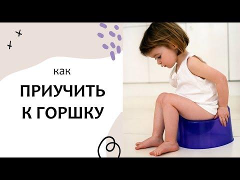 Как НАУЧИТЬ ходить на ГОРШОК. Детская психология. Выпуск 78