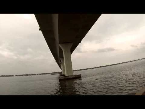 Part 2 snook fishing under bridges and docks